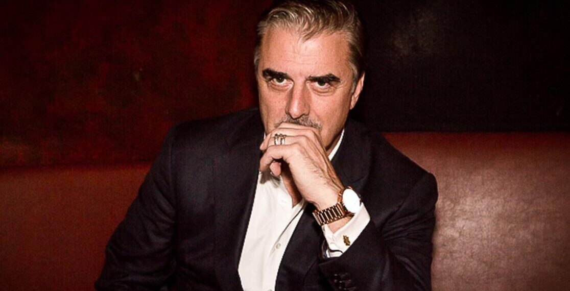 Chris Noth in una scena Sex and the City