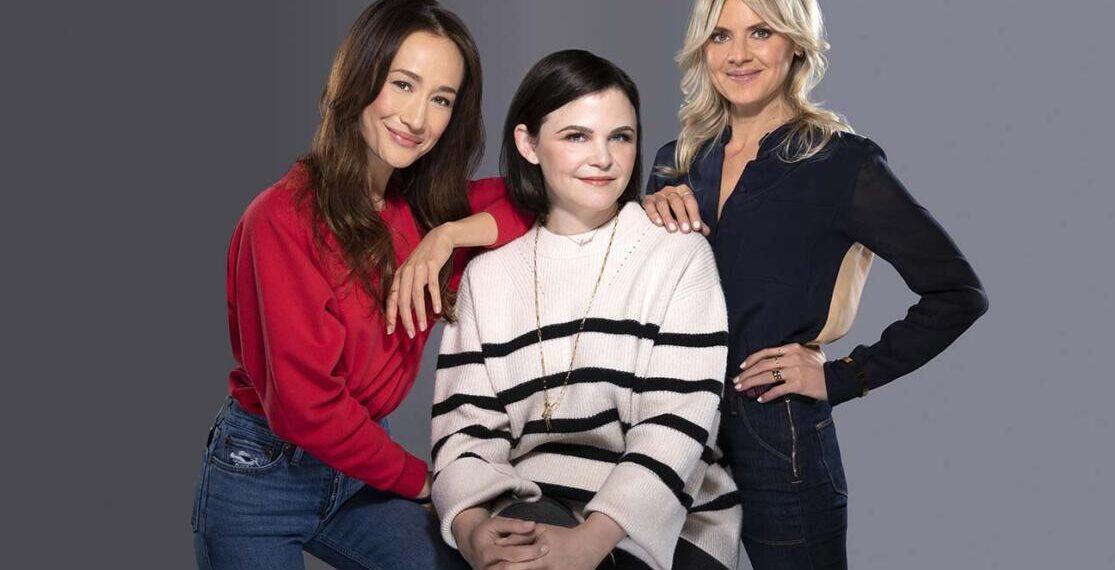 Eliza Coupe, Ginnifer Goodwin e Maggie Q le tre protagoniste di Pivoting
