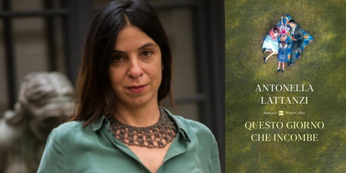 La scrittrice Antonella Lattanzi