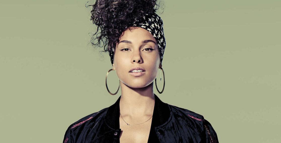 Alicia Keys cantante