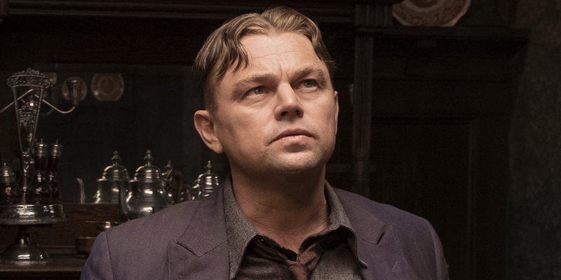 Leonardo DiCaprio in Killers of the Flower Moon