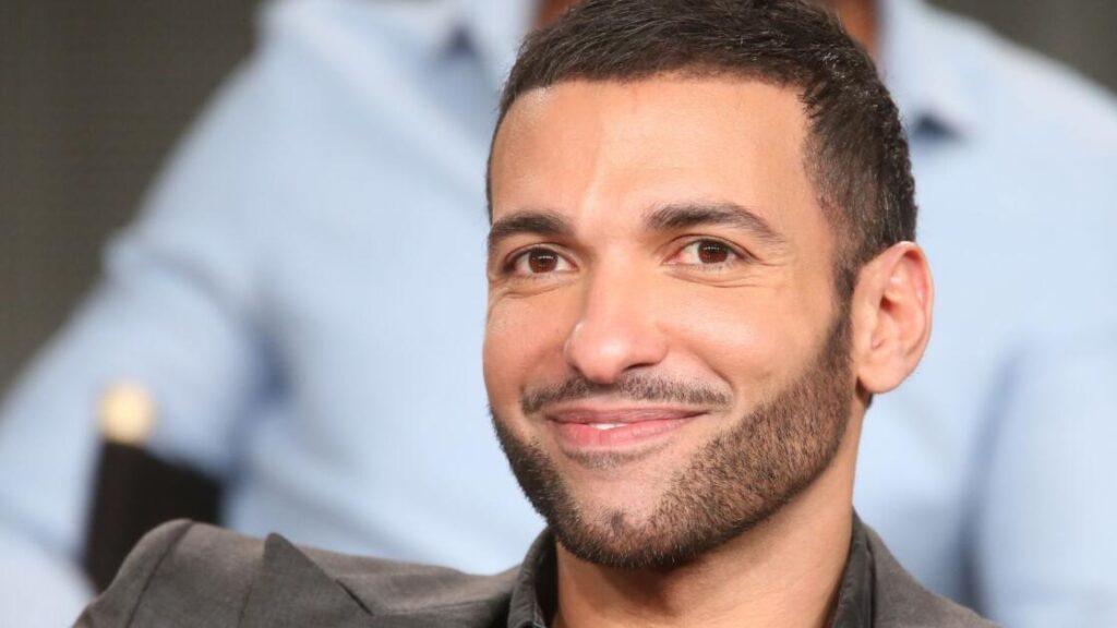 L'attore Haaiz Sleiman