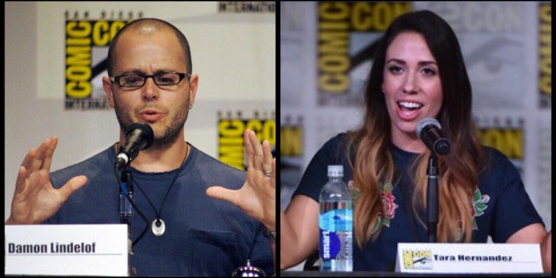 Damon Lindelof e Tara Hernandez al Comic-Con di San Diego