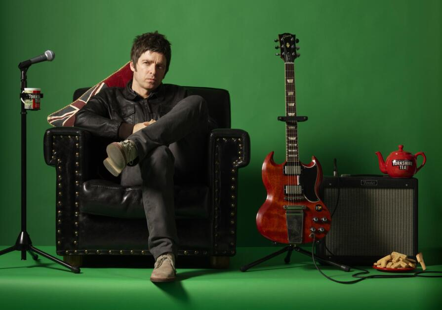 Noel Gallagher cantante