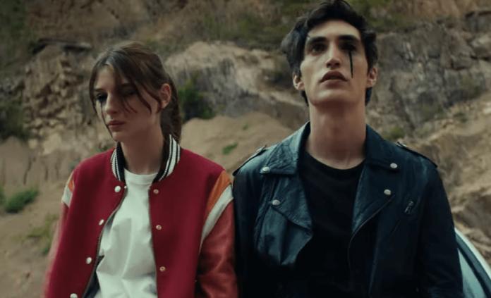 Alice Pagani e Rocco Fasano in Non mi uccidere