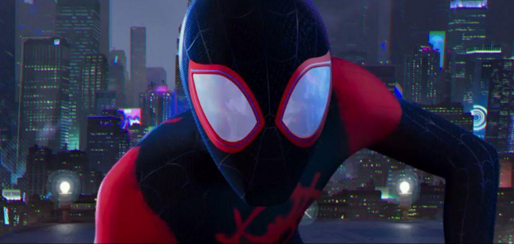 Spider-Man: Into the Spider-Verse 2
