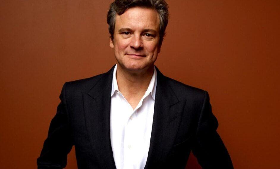Colin Firth attore