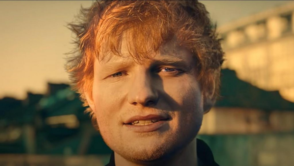 Ed Sheeran Bad Habits video
