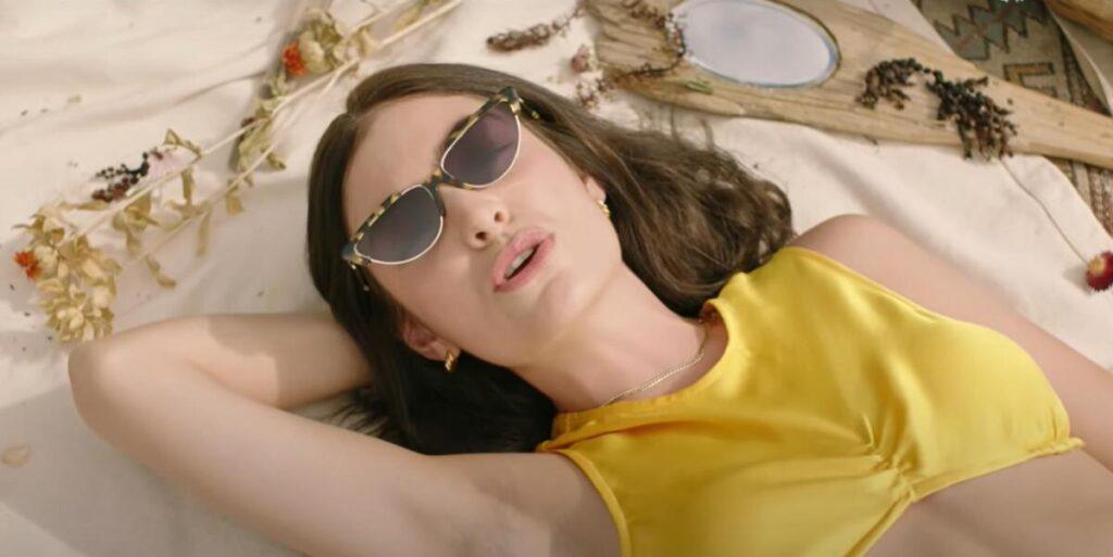Lorde Solar Power video