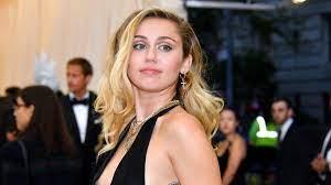 Miley Cyrus cantante