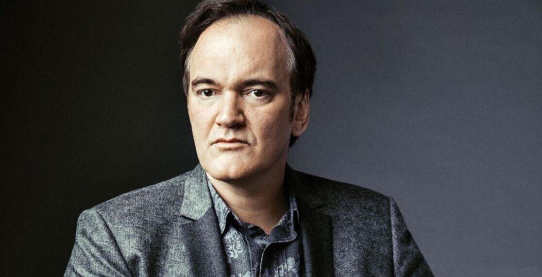Il regista premio Oscar Quentin Tarantino