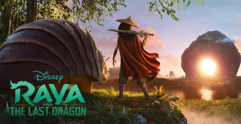Raya e l'Ultimo Drago Disney