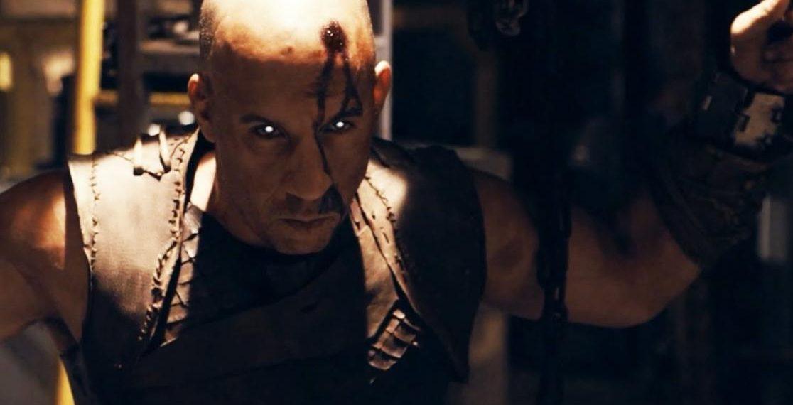 Vin Diesel in Riddick 3