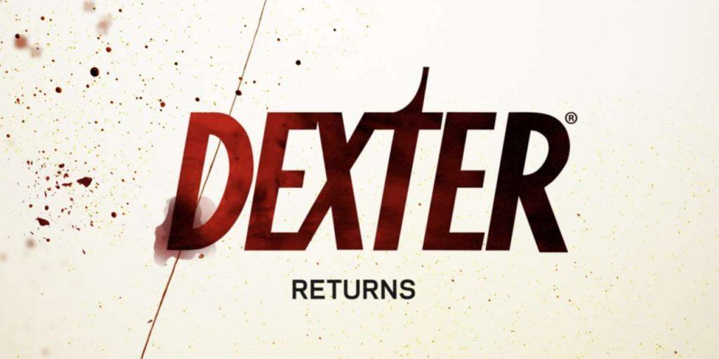 La locandina Showtime di Dexter