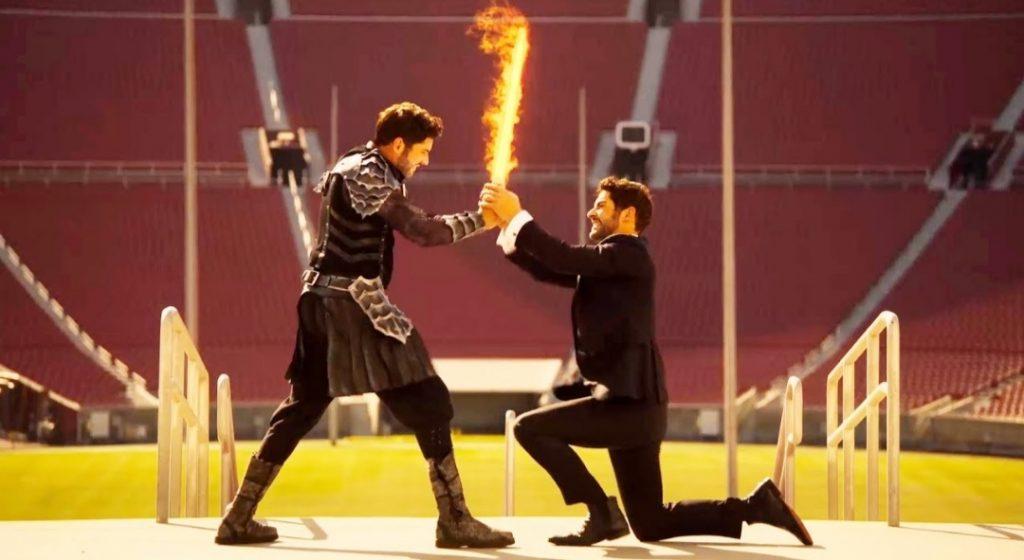 Lucifer contro Lucifer nel finale della quinta stagione