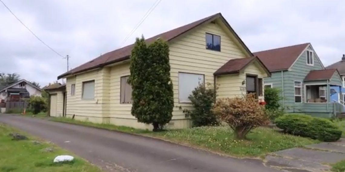 casa natale Kurt Cobain Aberden