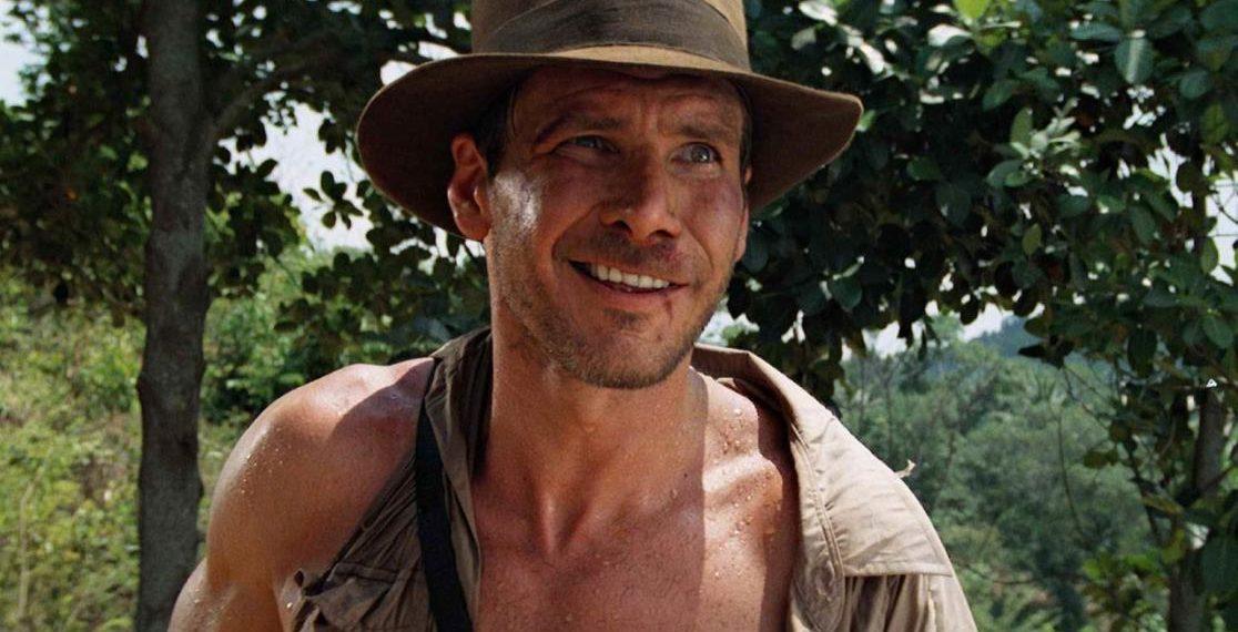 Harrison Ford in una scena di Indiana Jones