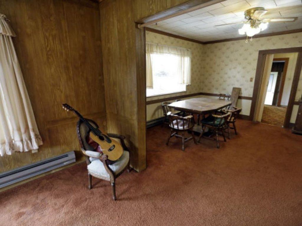 casa natale Kurt Cobain foto