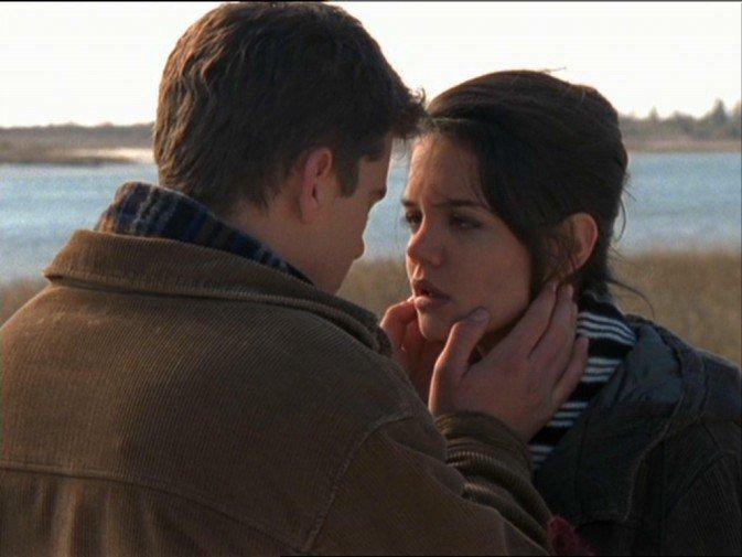Katie Holmes e Joshua Jackson
