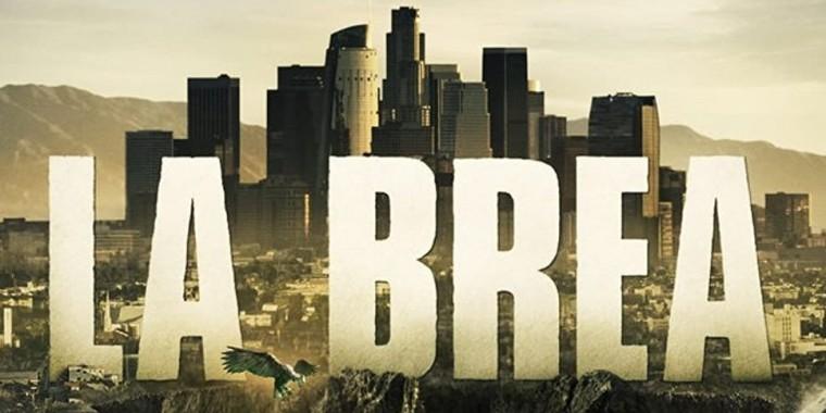 La Brea locandina uffciale NBC