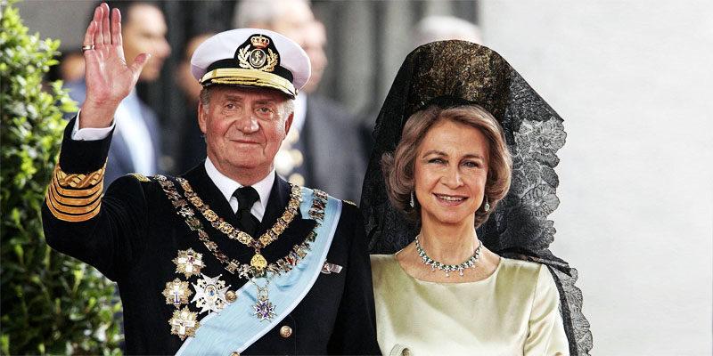 Juan Carlos di Spagna e Sofia