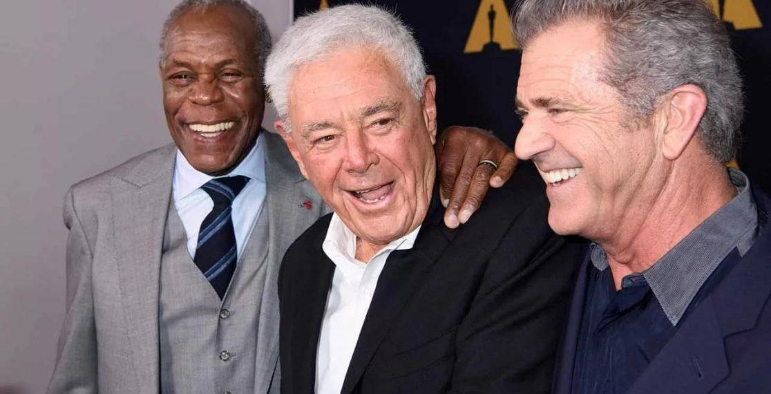 Richard Donner, Mel Gibson e Danny Glover