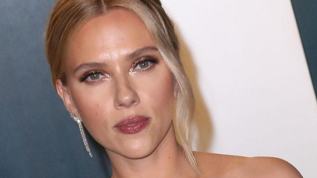 Scarlett Johansson attrice