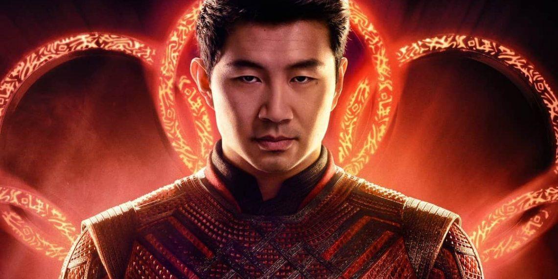 shang-chi e la leggenda dei 10 anelli poster