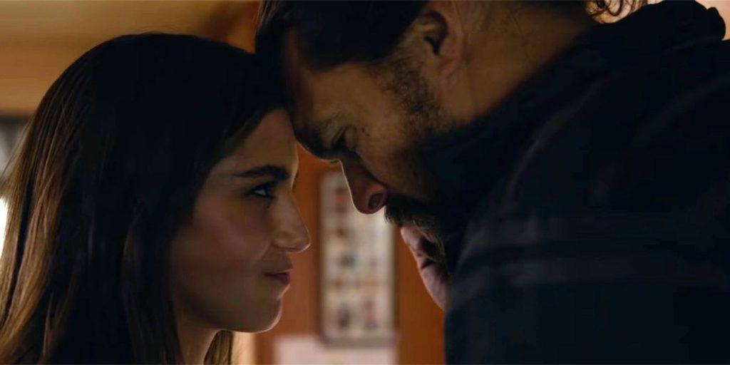 Jason Momoa e Isabela Merced in Sweet Girl