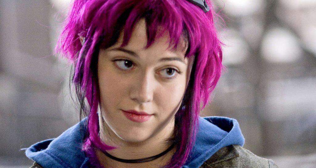 Mary Elizabeth Winstead nel film Scott Pilgrim vs. the World