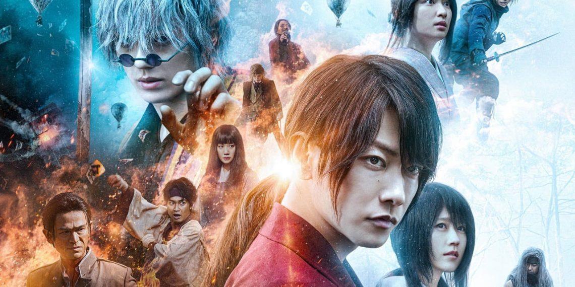 Poster Rurouni Kenshin: The Beginning