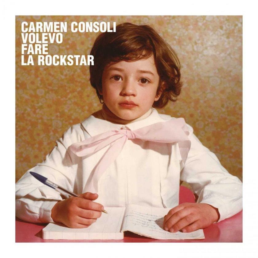 Carmen Consoli Volevo fare la rockstar