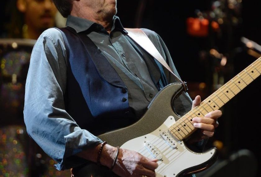 Eric Clapton foto 2021