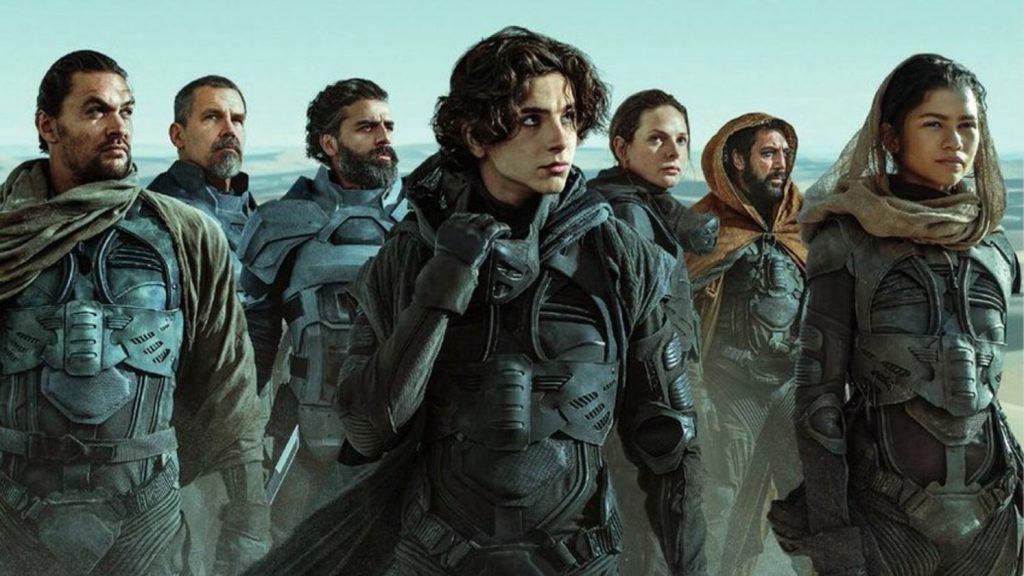 Il cast del film Dune
