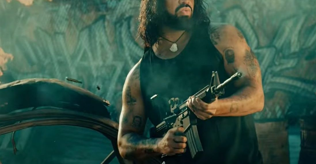 Drake è Rambo nel video di Way 2 Sexy
