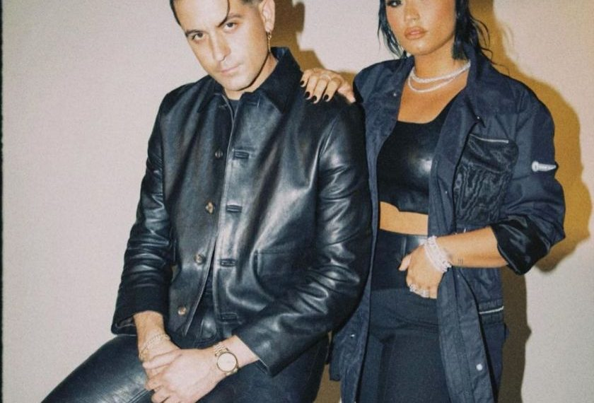 G-Eazy e Demi Lovato foto
