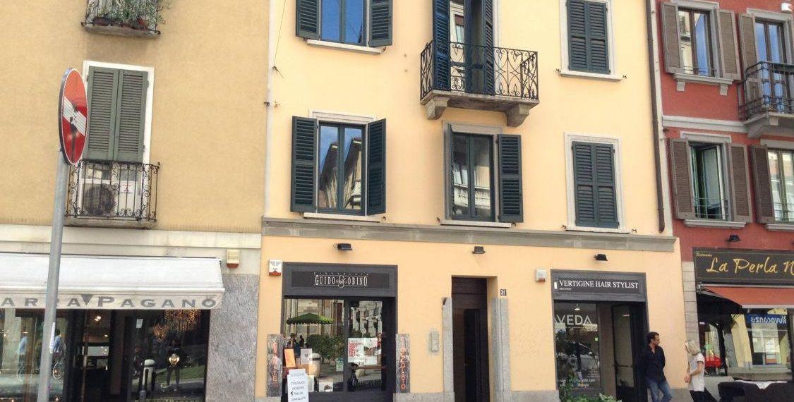 Guido Gobino Corso Garibaldi Milano