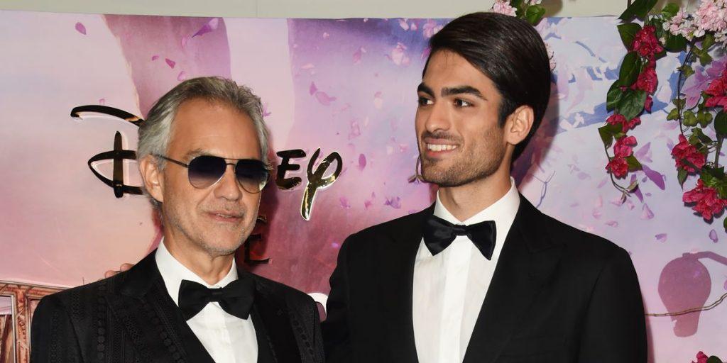Matteo ed Andrea Bocelli