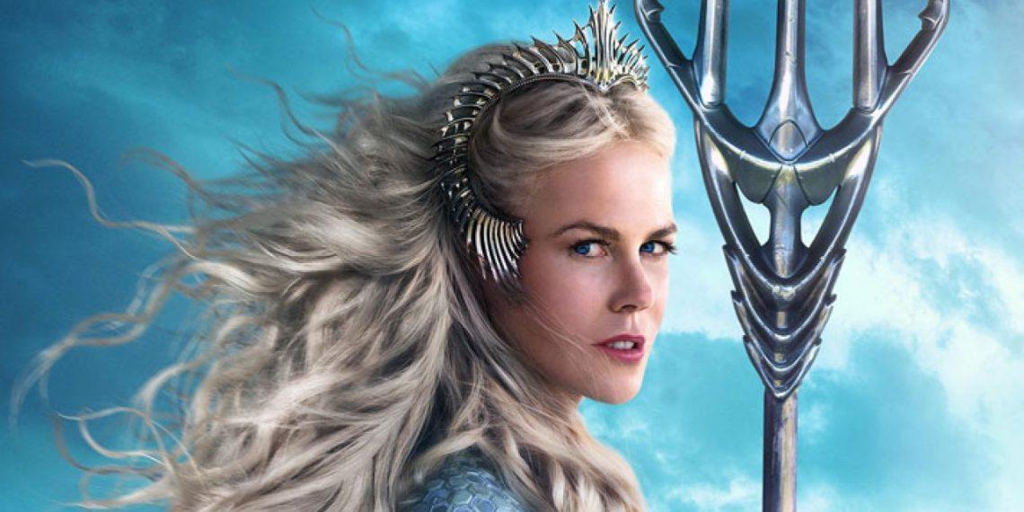 Nicole Kidman Aquaman
