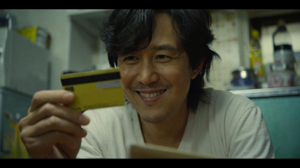 Lee Jung-jae in Squid Game.
