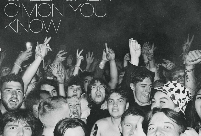 Liam Gallagher C'Mon You Know Cover Album