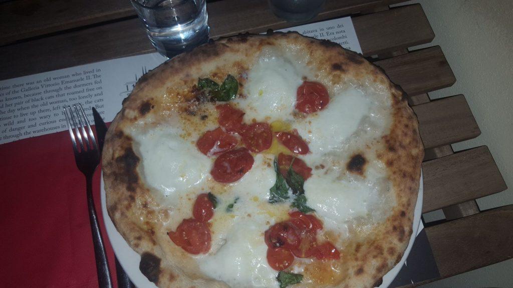 pizza I 12 Gatti - migliori pizzerie di Milano