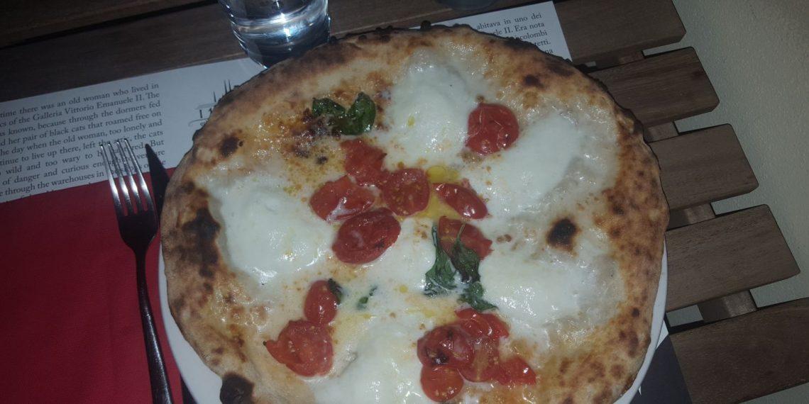 I 12 Gatti Milano pizzeria